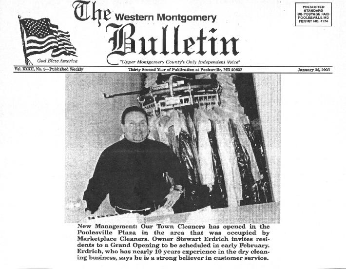 The Western Montgomery Bulletin